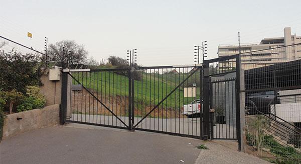 Portón Batiente 2 Hojas