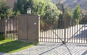 Portón Batiente